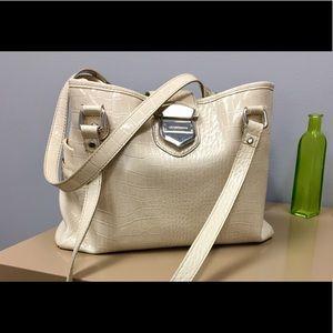 Beautiful Liz Claiborne Alligator Handbag